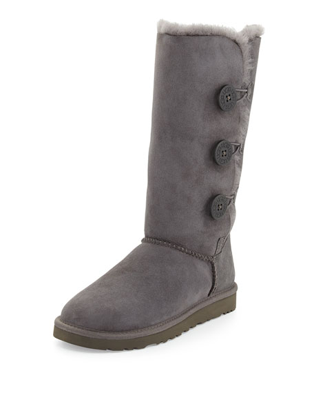 4a89b3ee9ca Bailey Button Tall Boot Gray