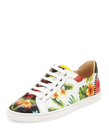 free shipping countdown package Christian Louboutin Seava Hawaii Sneakers affordable sale online GfGFnbH