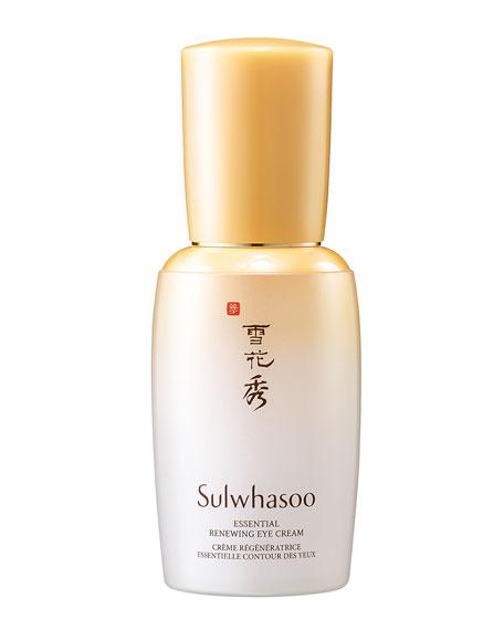 Sulwhasoo Essential Rejuvenating Eye Cream EX, 0.8 Oz./ 25 ML