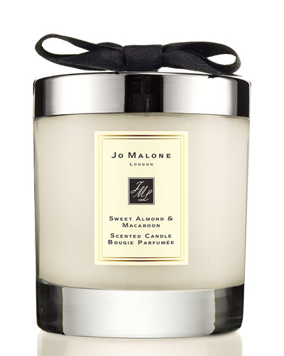 Sweet Almond & Macaroon Scented Home Candle, 7 oz