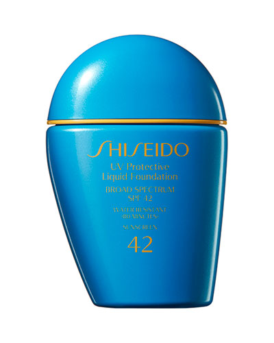 Shiseido UV Protective Liquid Foundation SPF 42, 1