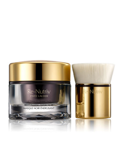 Re-Nutriv Ultimate Diamond Revitalizing Mask Noir, 1.7 oz.