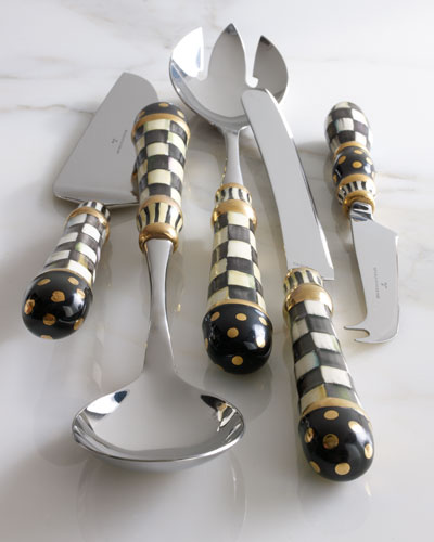 Courtly Check Serving Utensils