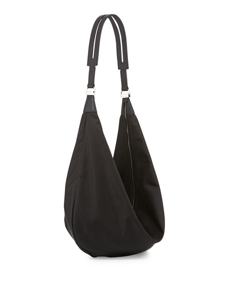 fa3925059f95 THE ROW Sling 15 Nylon Hobo Bag