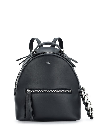 Fendi Backpack White