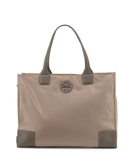a4f5b08617b Tory Burch Ella Packable Nylon Tote Bag