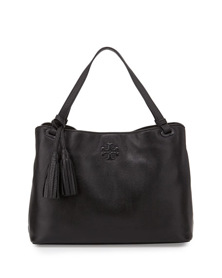 d39fdc3286c5 Tory Burch Thea Center-Zip Tote Bag