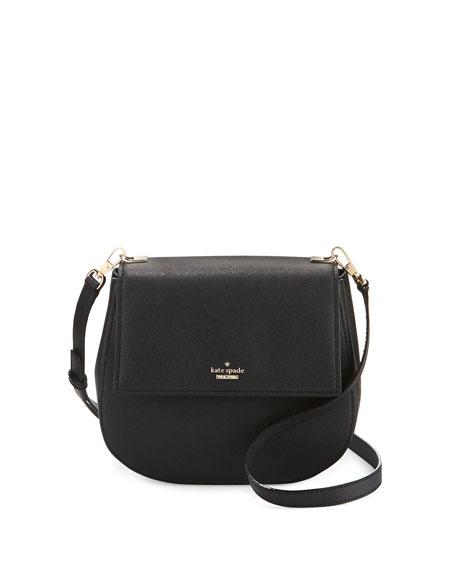 Cameron Street Byr Leather Crossbody Bag