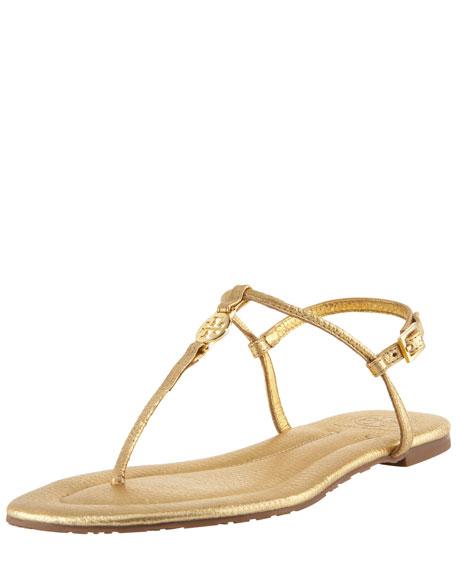 Tory Burch Emmy Thong Sandals discount view Sx5dh8Cc