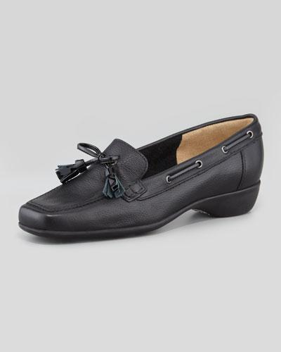 Echo Tassel Loafer, Black