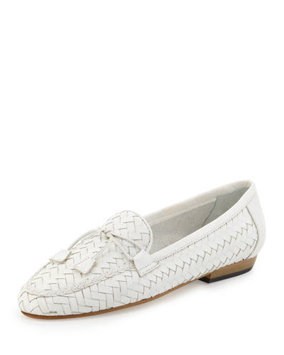 NANCY WOVEN LOAFER