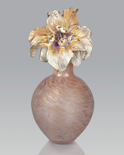 Lily Perfume Bottle