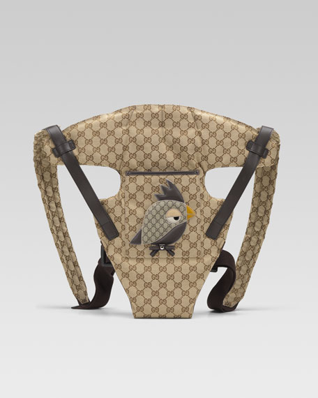 5827e4db52f Gucci GG Baby Carrier