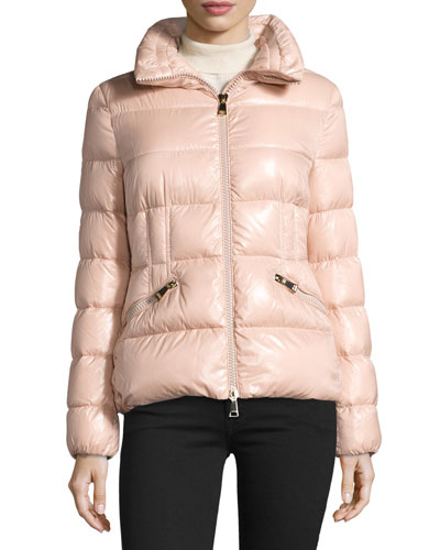 Daphne Quilted Puffer Coat