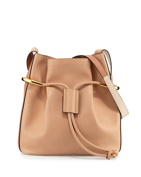57ffd18a068e Chloe Emma Small Drawstring Shoulder Bag