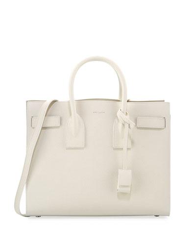 Sac de Jour Small Tote Bag, White