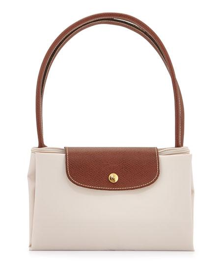 491a285608ef Longchamp Le Pliage Large Nylon Shoulder Tote Bag