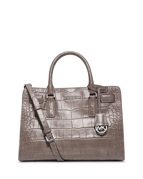 michael michael kors dillon east west satchel bag ash gray rh neimanmarcus com