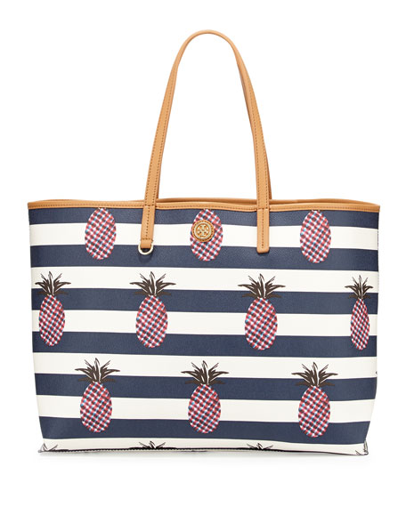 aa22bc12471 Tory Burch Kerrington Square Shopper Tote