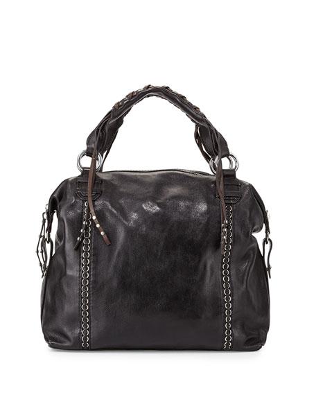 9a4d6464d42b Oryany Gladys Leather Satchel Bag