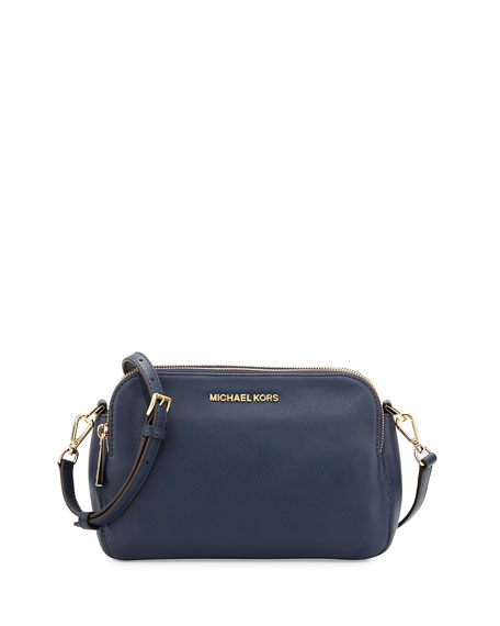 8618c3d66046 MICHAEL Michael Kors Bedford Medium Double Zip Messenger Bag