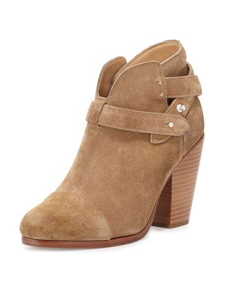 Rag & Bone Harrow Suede Ankle Boots limited edition sale online outlet discount authentic explore sale online o6RUdhI