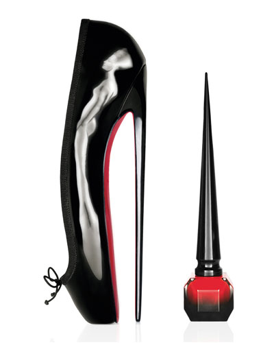 Christian Louboutin Beaute Rouge Louboutin Nail Colour<br><b>NM Beauty Award Winner 2015</b>