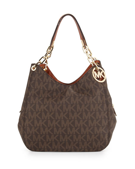 065deff44ed3 MICHAEL Michael Kors Fulton Large Tote Bag, Brown