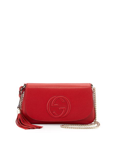44e2fdbe6da Gucci Soho Medium Crossbody Bag