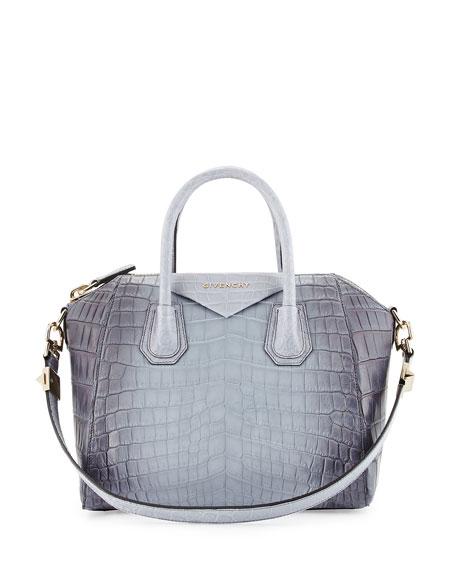 Givenchy Antigona Alligator Bag Low Price Fee Shipping Sale Online nkYsj2uC