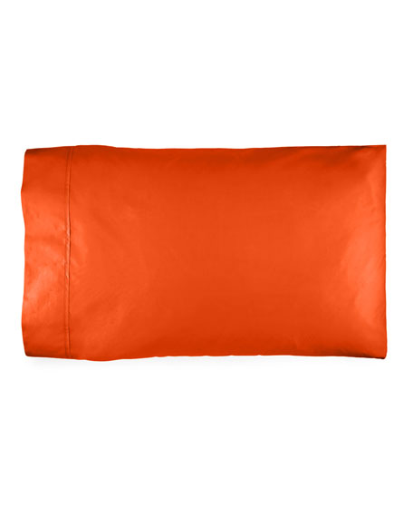 Ralph Lauren Two Standard 464TC Solid-Color Pillowcases