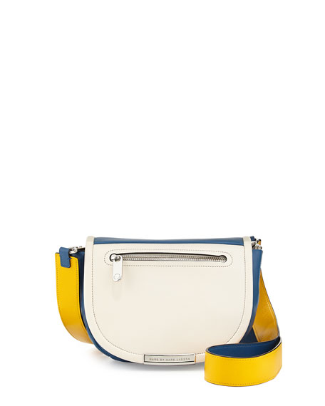 MARC by Marc Jacobs Luna Flap-Top Crossbody Bag
