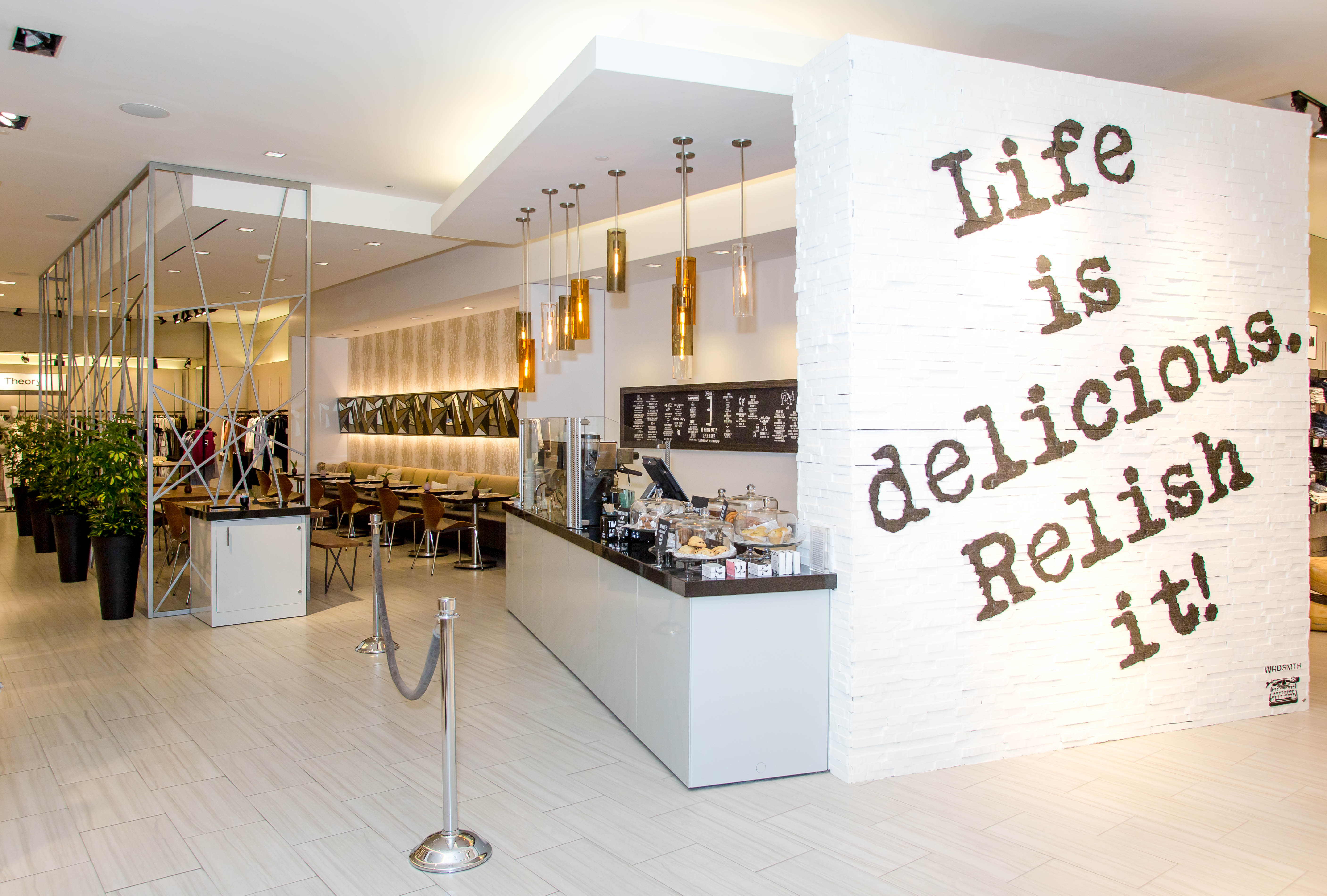 Cafe On 3 At Neiman Marcus Beverly Hills In Beverly Hills Ca