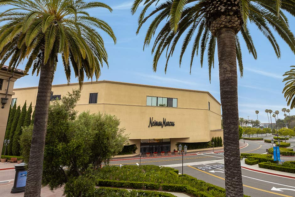 Neiman Marcus Fashion Island Newport Beach California