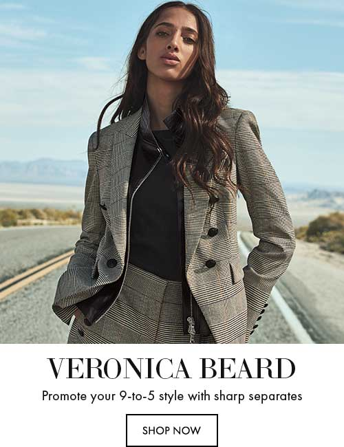 Veronica Beard - Promote your 9-to-5 style with sharp separates