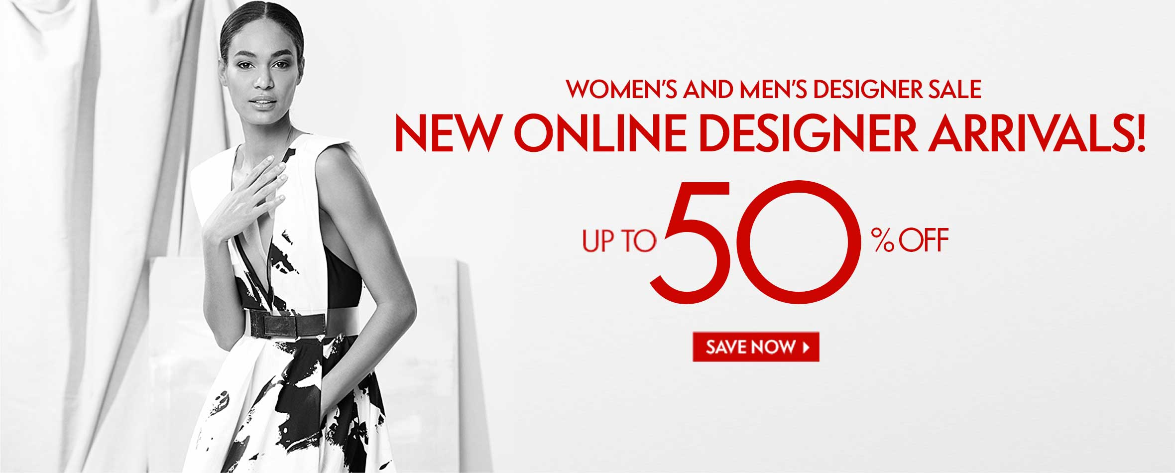 Save up to 50% off men & women's designer + free express global shipping on orders $175 at NeimanMarcus.com