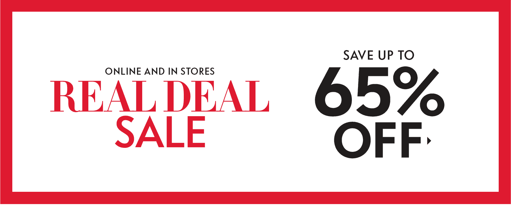 Save up to 65% off real deal sale + free express global shipping with $175 USD purchase at Neiman Marcus.