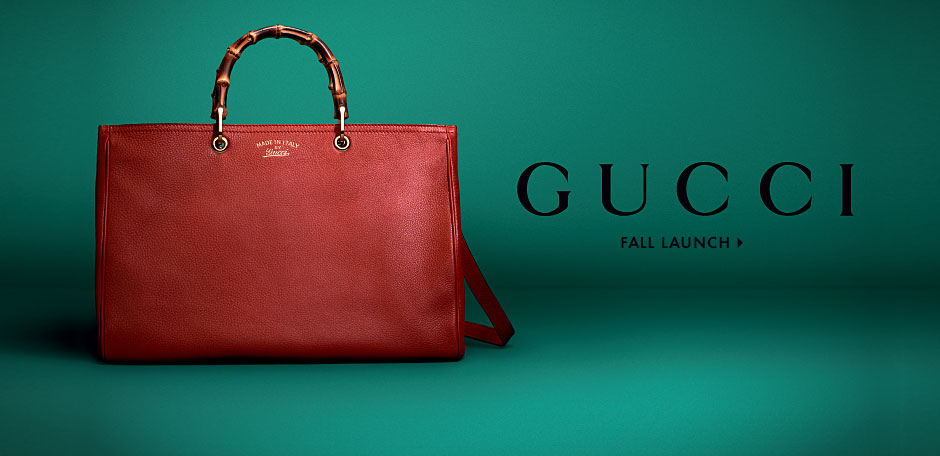 Gucci Fall Launch