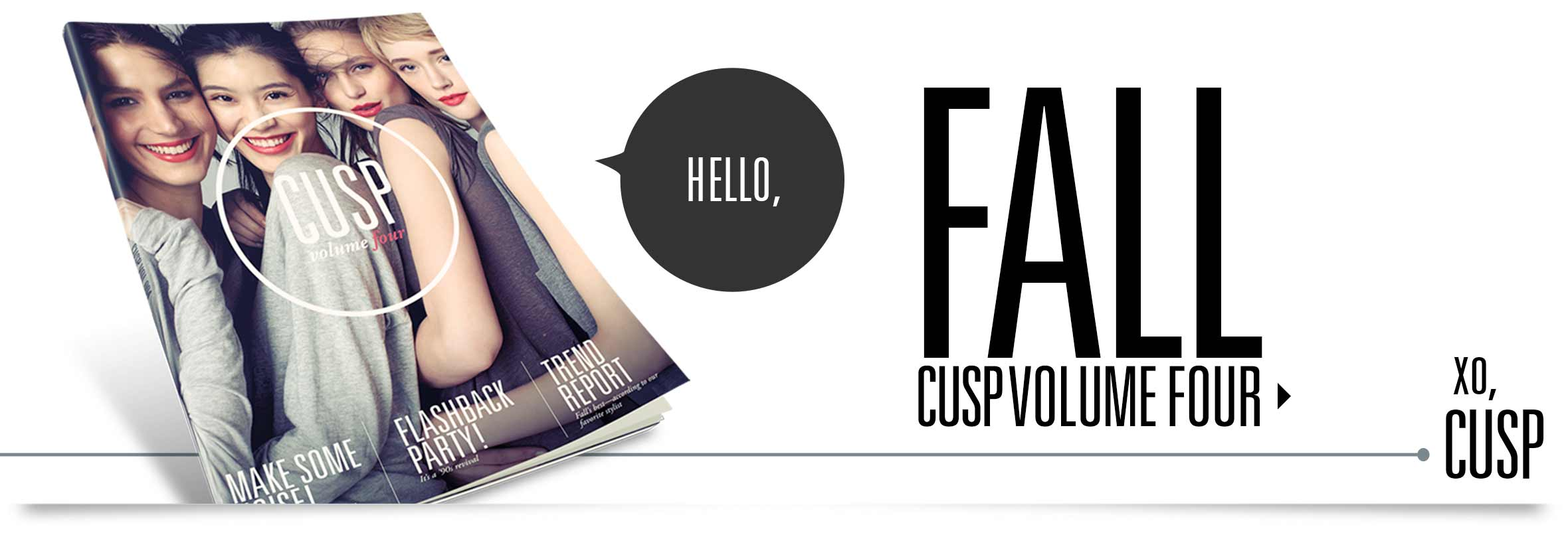 CUSP volume four is here
