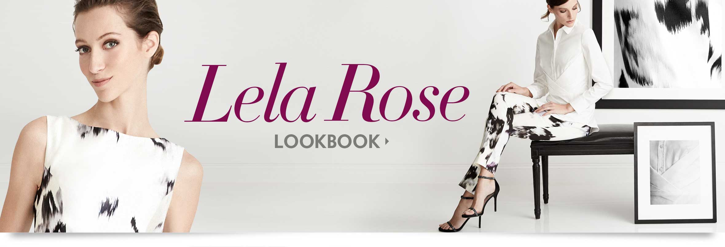 LELA ROSE: Shop the Lookbook