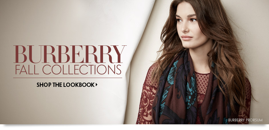 Burberry: Fall Collections