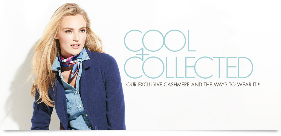 Cool Collected: Cashmere