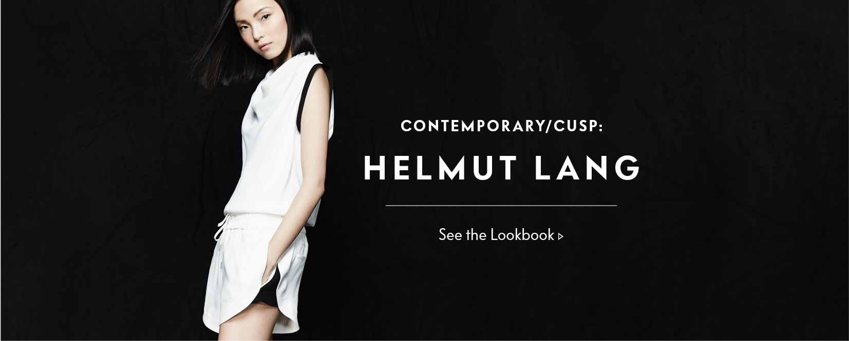 Contemporary/CUSP: Helmut Lang