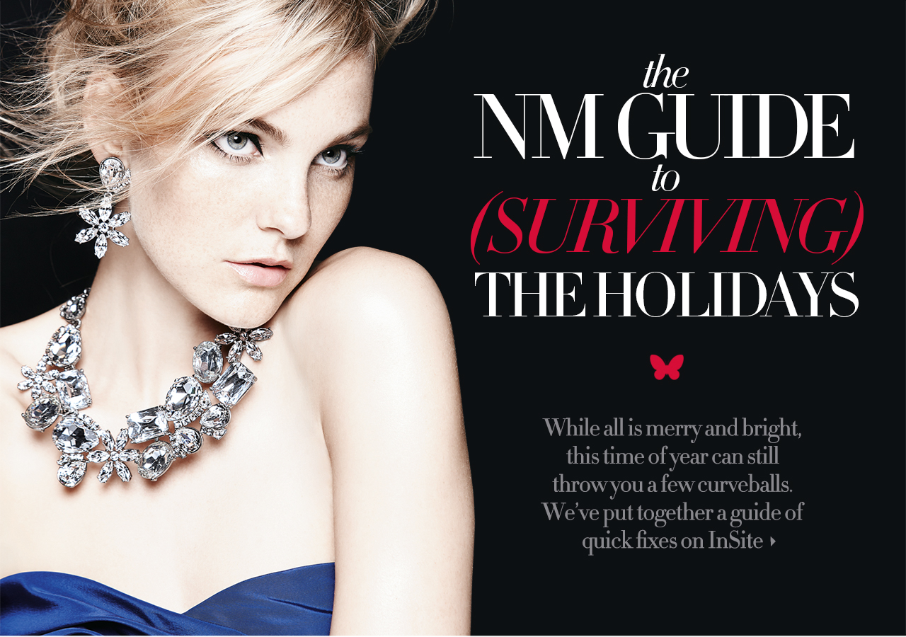 The NM Guide to (Surviving) the Holidays is on InSite