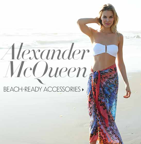 McQueen Beach Accessories