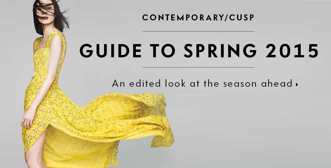 Guide to Spring 2015