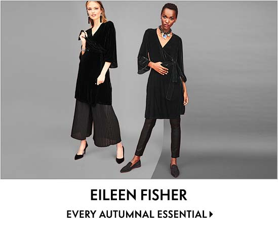Eileen Fisher Every autumnal essential