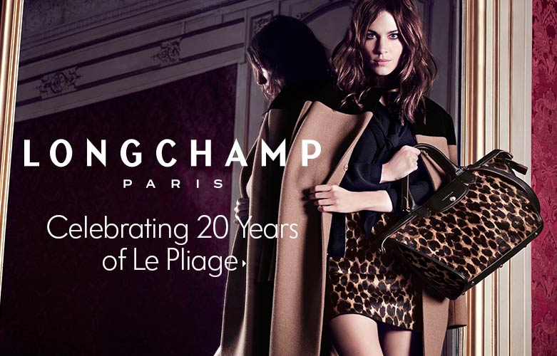 Longchamp: Celebrating 20 years of Le Pliage