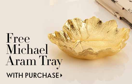 Michael Aram gift with purchase