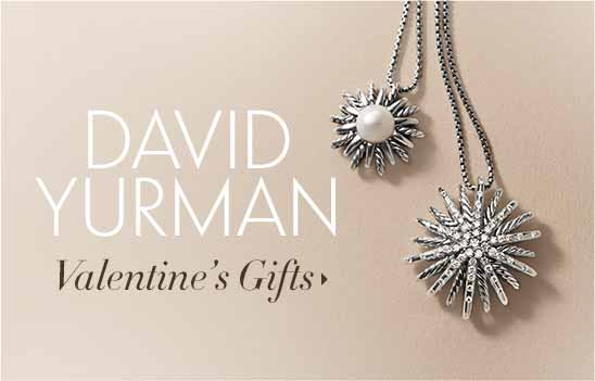 David Yurman: Valentine's Gifts